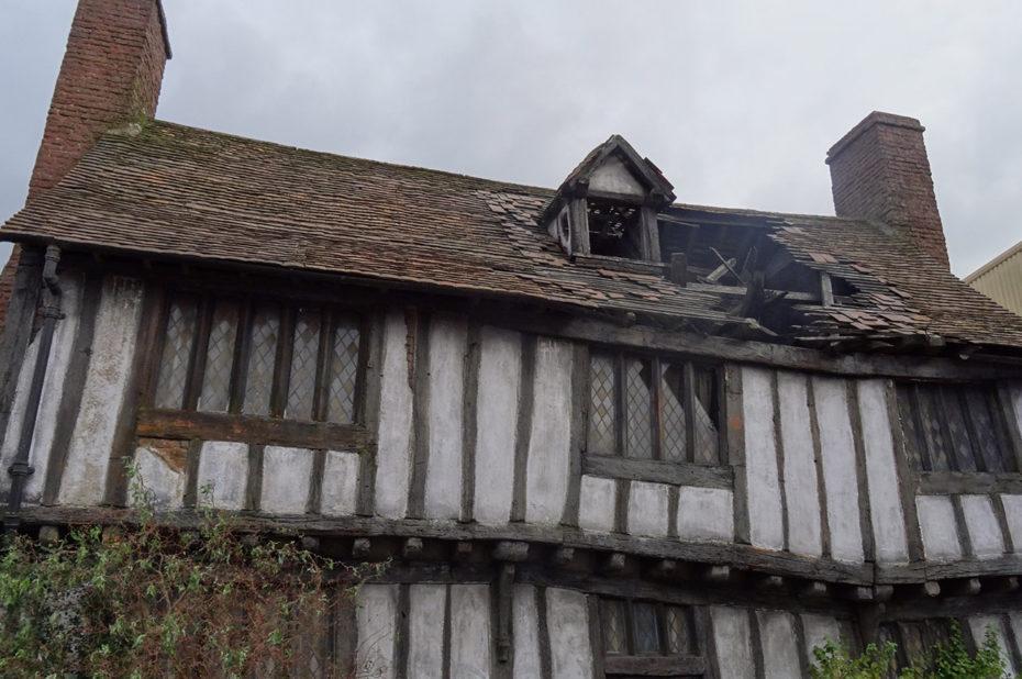 La maison des Potter à Godric's Hollow
