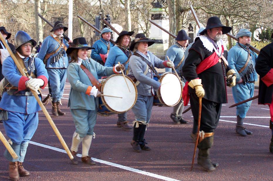 Musique, folklore et histoire pour ce défilé