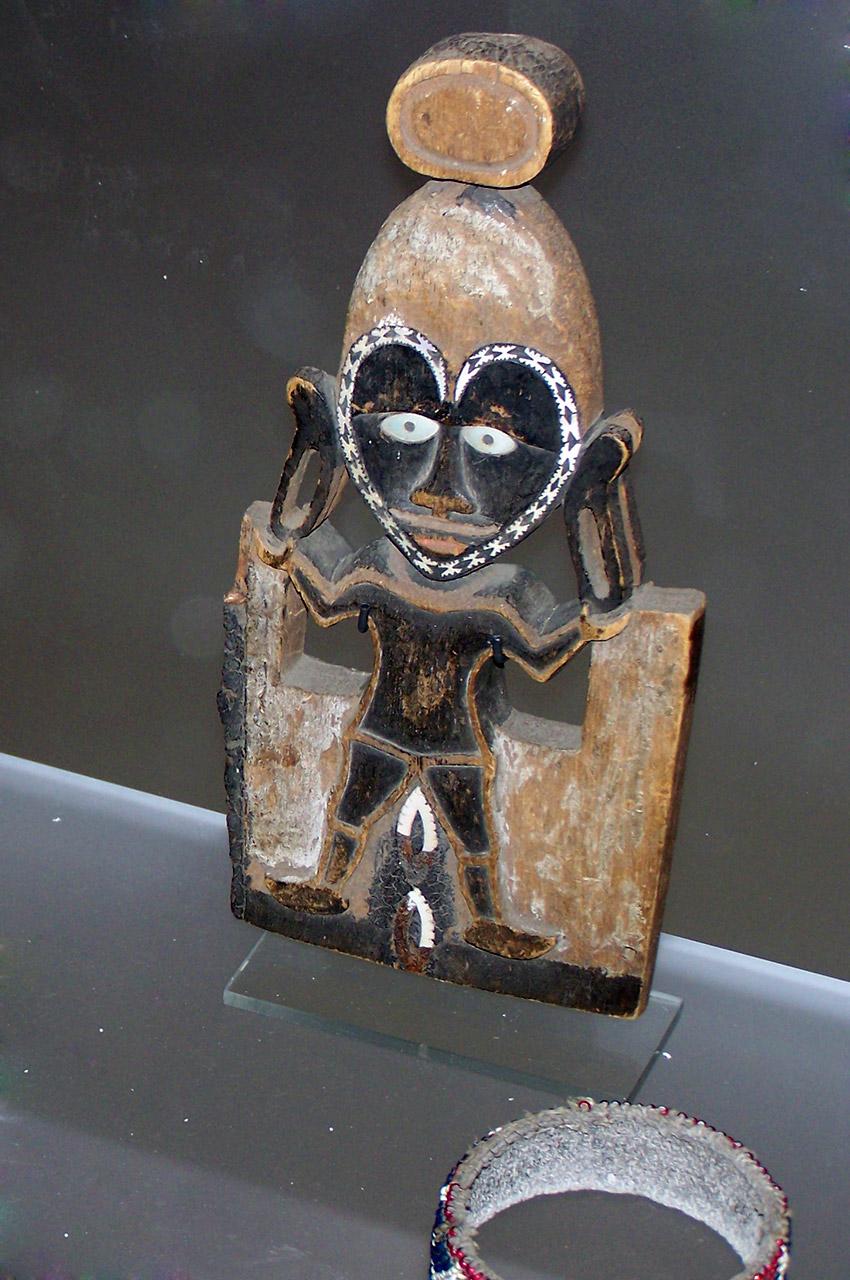 Objets d'art provenant des îles Salomon