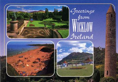 Paysages du comté de Wicklow
