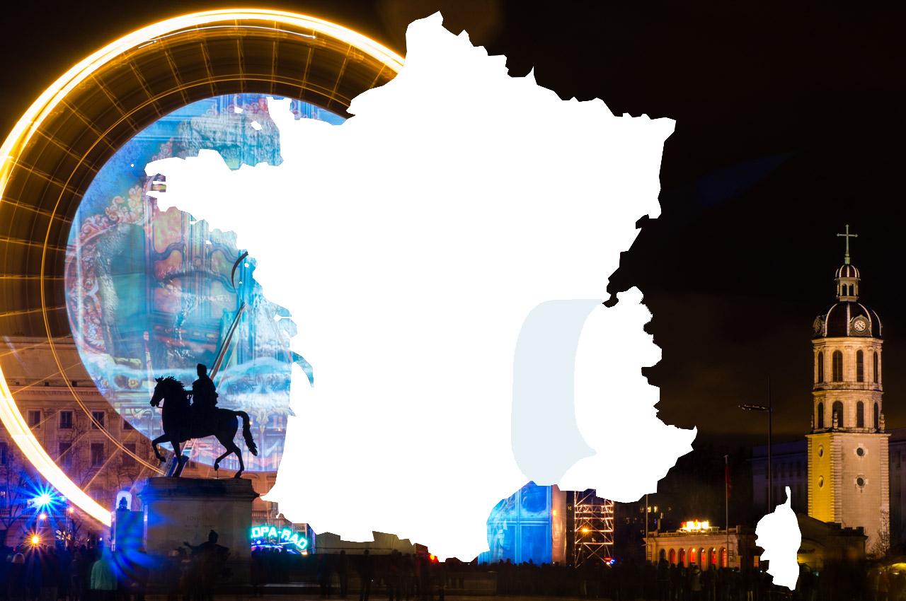 Reportages dans le Lyonnais et la Vallée du Rhône