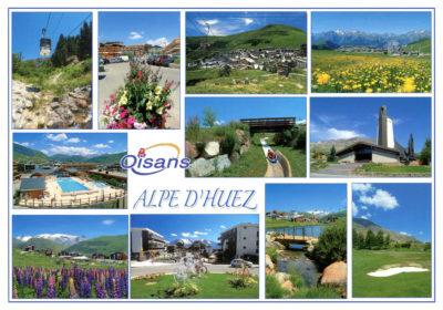La station de l'Alpe d'Huez, c'est aussi l'été !