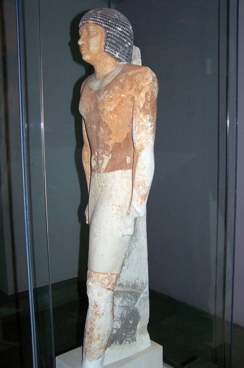 Statue de Nenkheftka, 5e dynastie