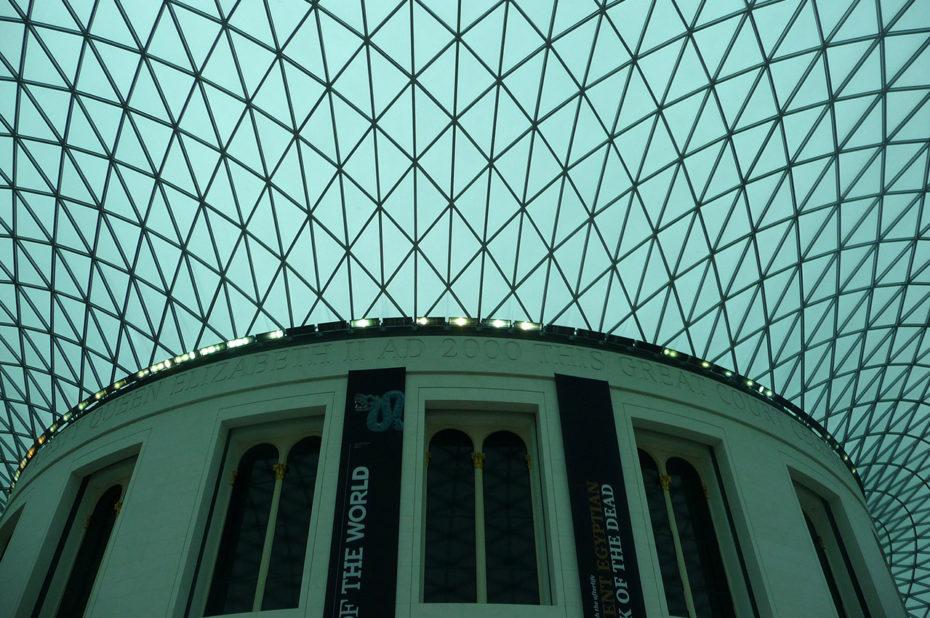 Verrière du British Museum