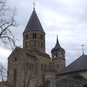 Abbaye Saint-Pierre et Saint-Paul de Cluny