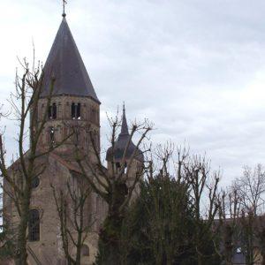 L'Abbaye St-Pierre et St-Paul de Cluny