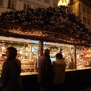 Un chalet renfermant mille trésors de Noël