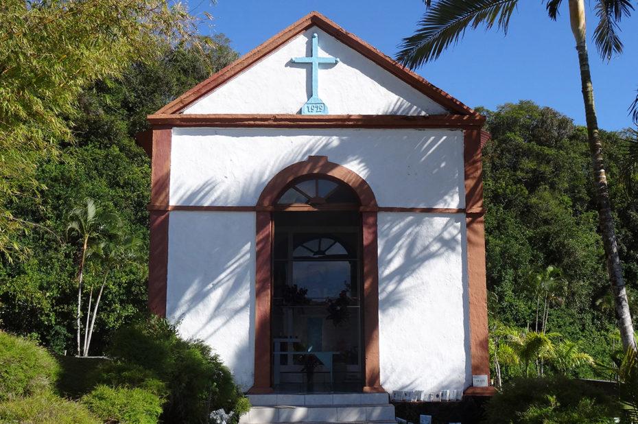 Chapelle Sainte-Rita à Sainte-Rose