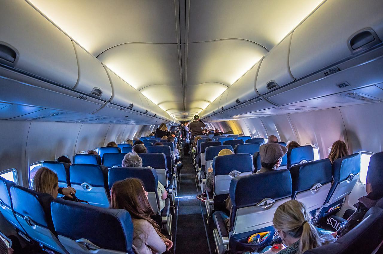 Préserver son confort à bord de l'avion