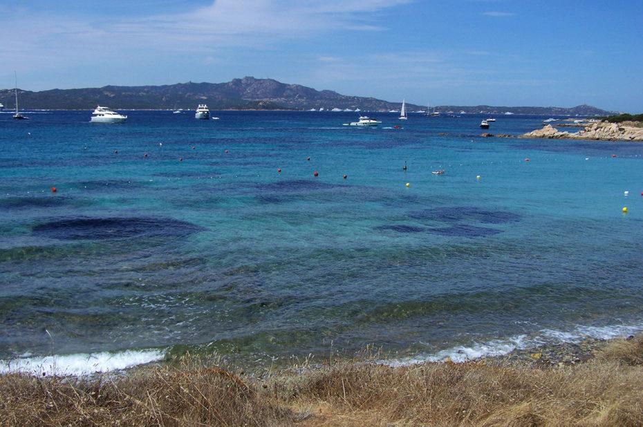 Les eaux turquoises de la Méditerranée