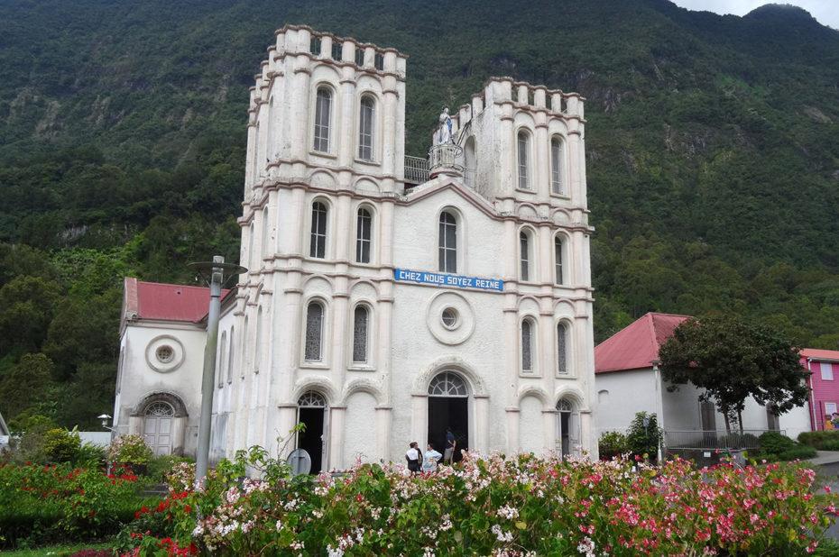 Église Notre-Dame de l'Assomption à Salazie