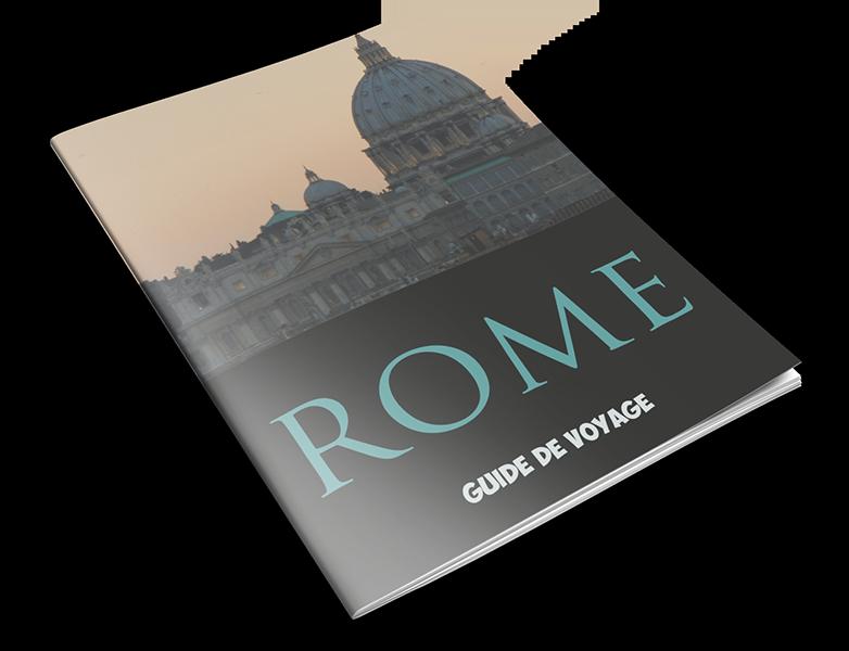 Book du guide de Rome