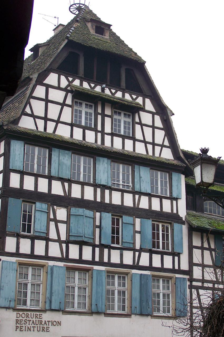 Reportages en france authentique et accueillante for Maisons du monde strasbourg