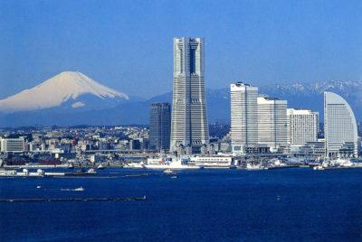Le Minato-mirai, à Yokohama