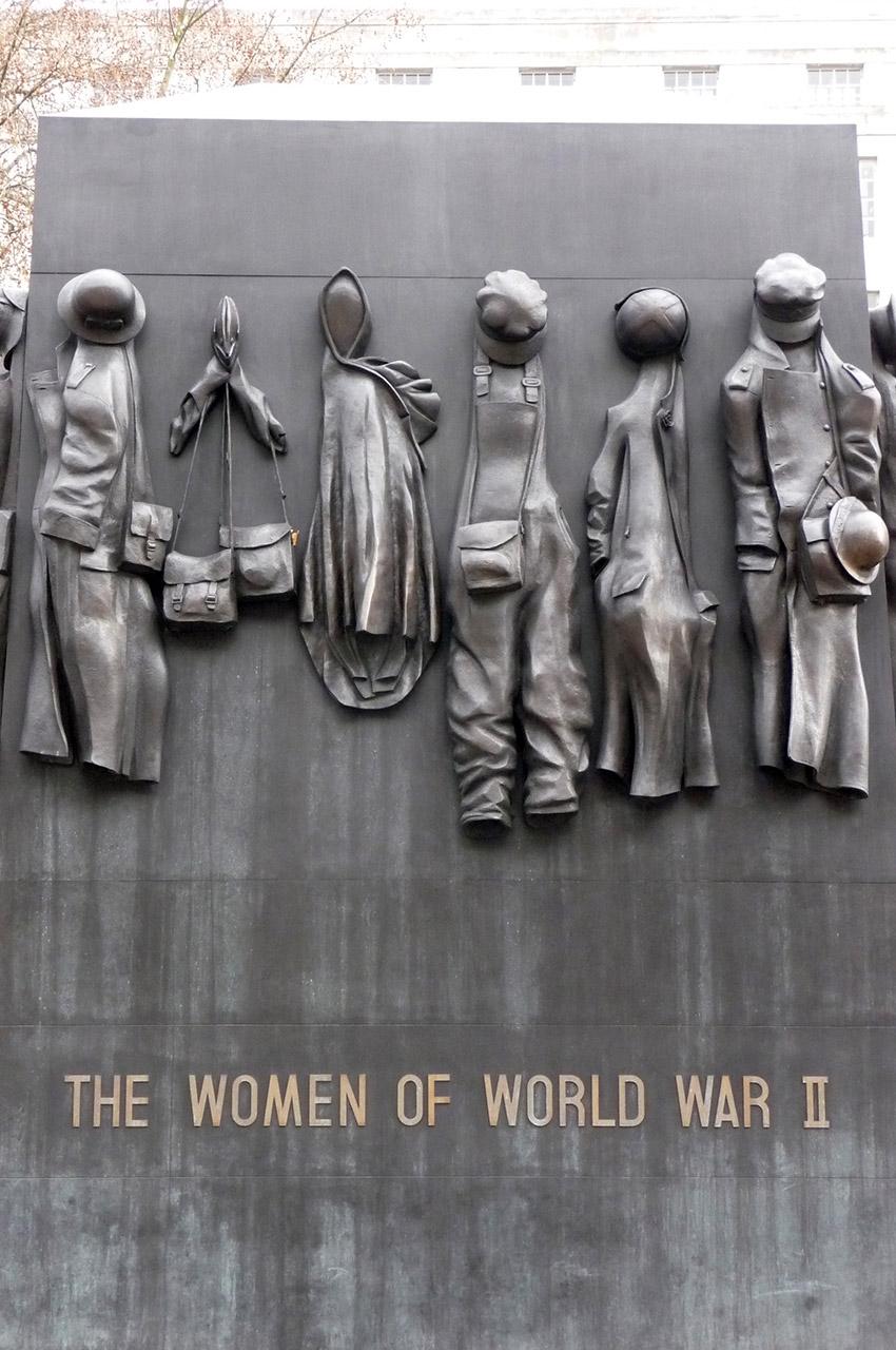 Monument aux femmes de la Seconde Guerre mondiale