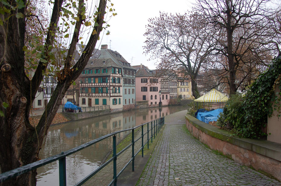 La Petite France, quartier pittoresque de Strasbourg