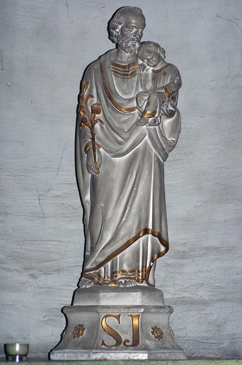 Statue de Saint-Joseph