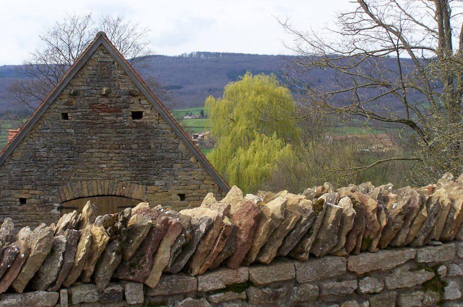 La tradition des murs en pierre