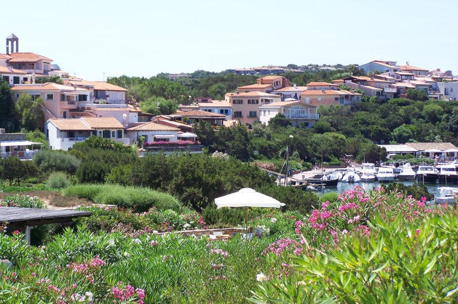 Le village touristique de Porto Rotondo