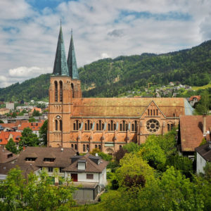 Eglise Herz-Jesu-Kirche à Bregenz