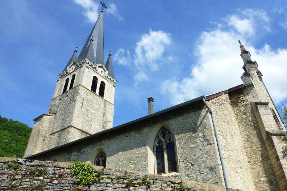L'église Sainte-Marie-Madeleine est classée Monument Historique