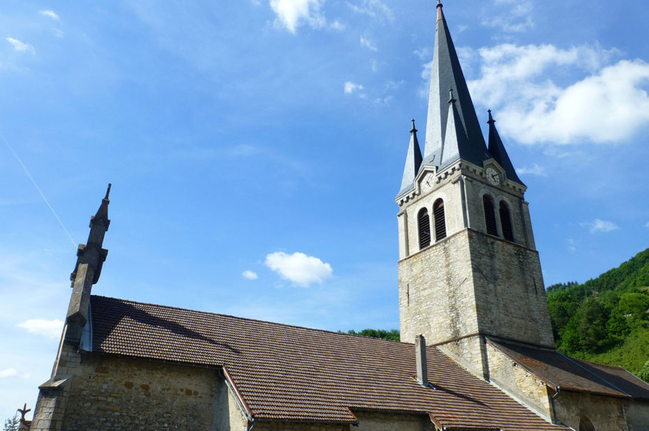 Église Sainte-Marie-Madeleine de Saint-Sorlin-en-Bugey