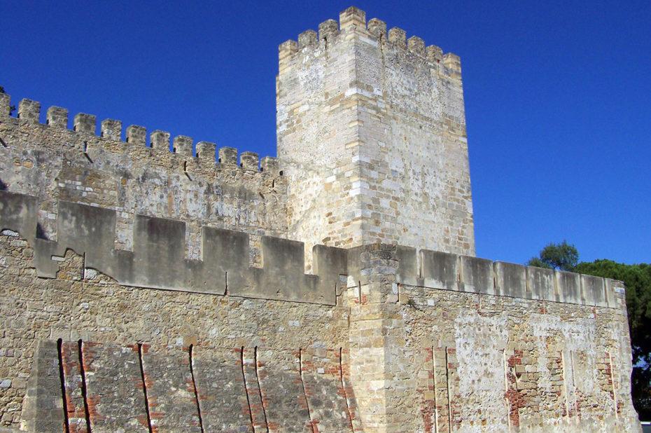 Les archères, élément-clé de l'arsenal défensif du château