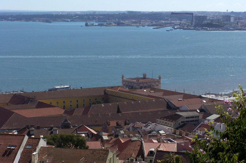 Le Ministère des Finances de Lisbonne