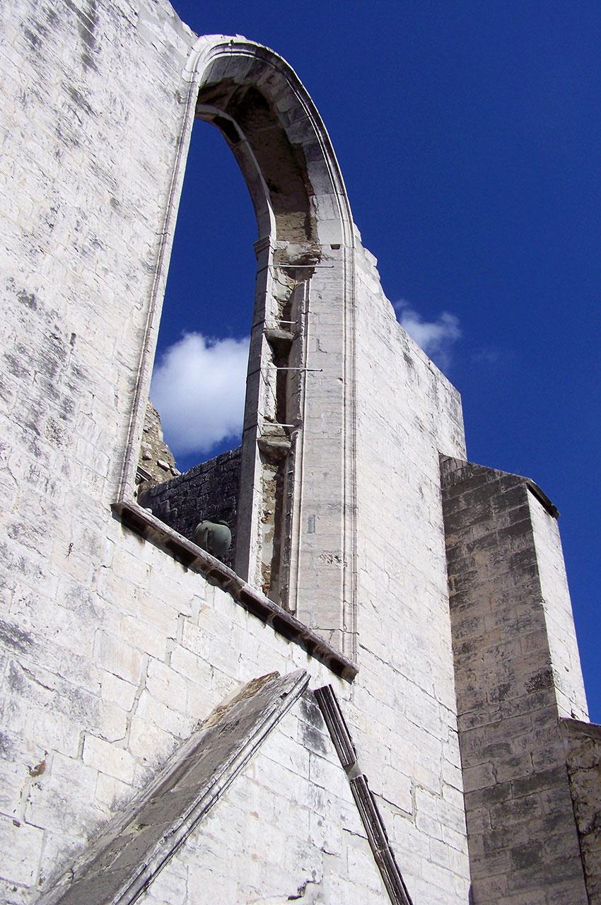 Arches encore debout malgré le tremblement de terre