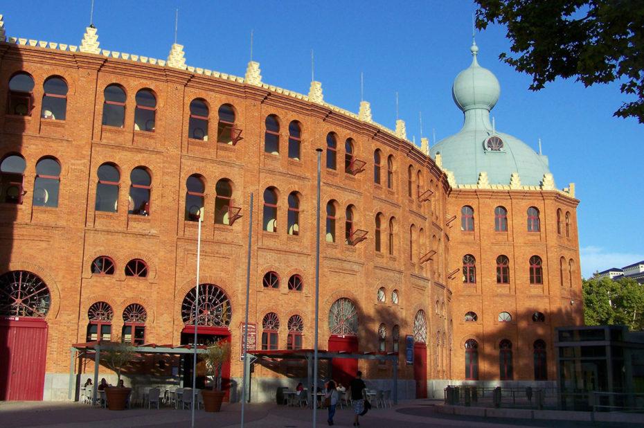 Les arènes du Campo Pequeno ont été construites en 1891