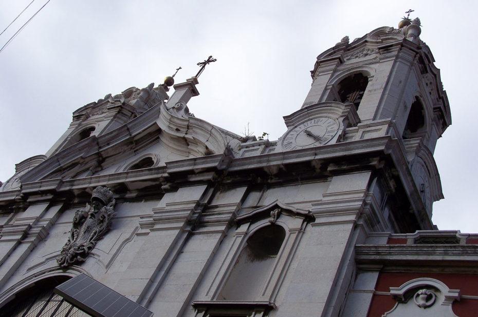 Église de São Francisco de Paula