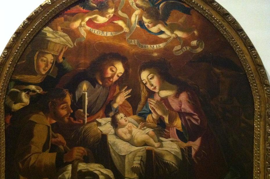 La Nativité, musée d'Art Antique