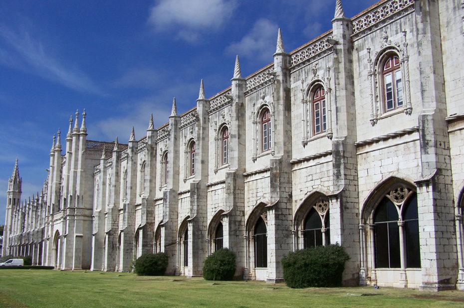 Le magnifique monastère des Hiéronymites