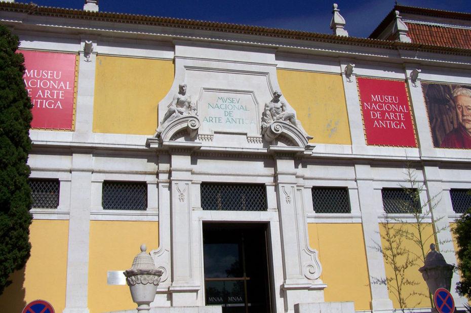Le musée national de l'art antique de Lisbonne