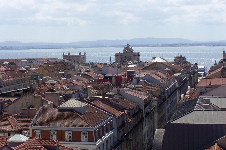 Le Tage et la ville depuis le Couvent des Carmes