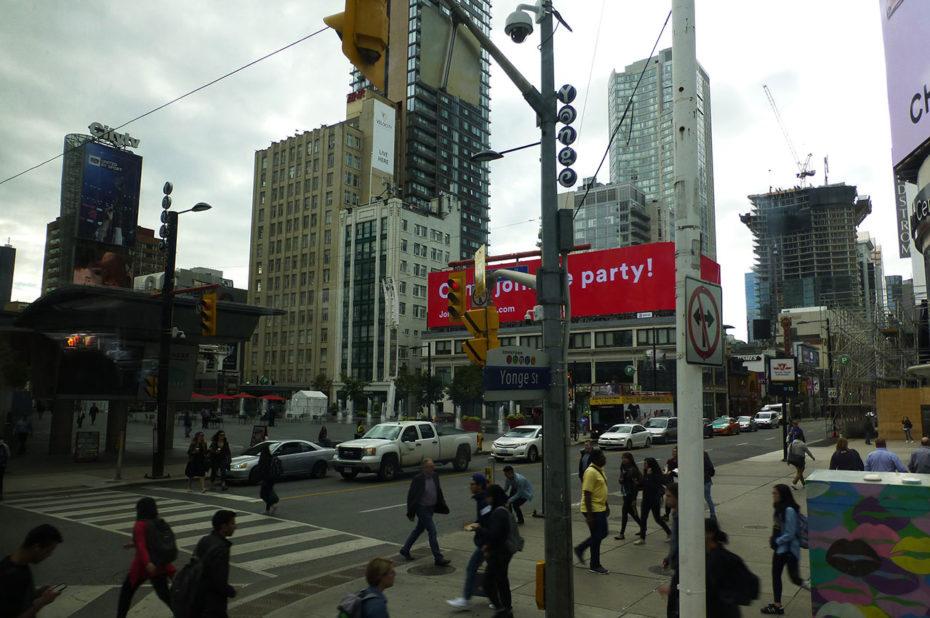 La moitié des Torontois n'est pas née au Canada