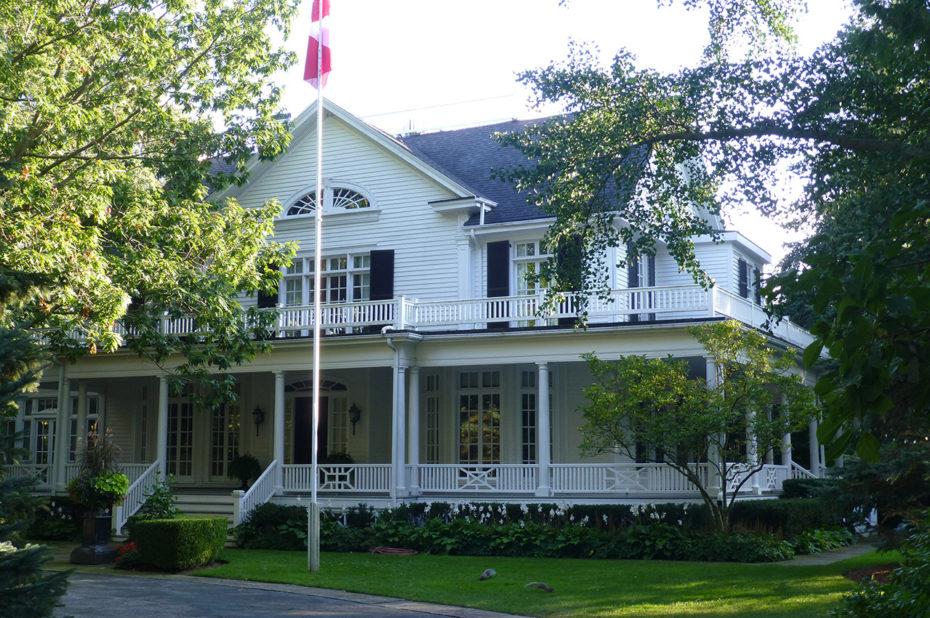 Magnifique maison de la période loyaliste
