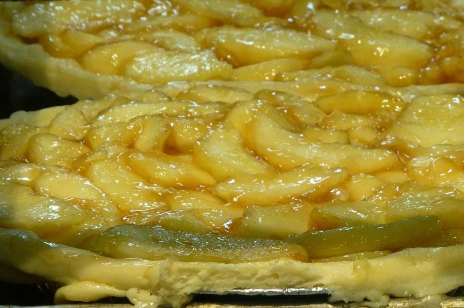 Les célèbres tartes aux pommes de The Big Apple