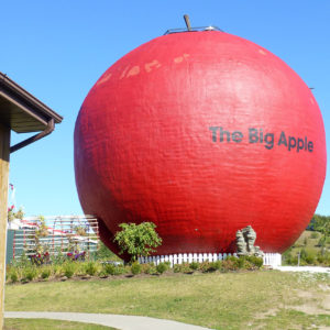 The Big Apple à Colborne