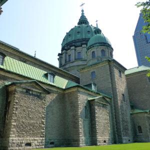 Basilique-cathédrale Marie-Reine-du-Monde de Montréal