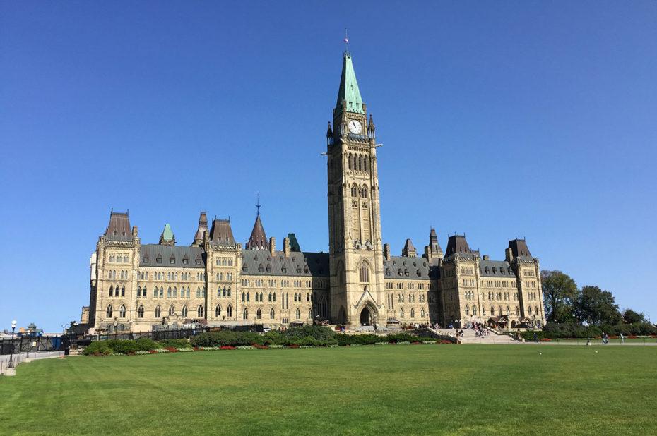 ottawa parlement