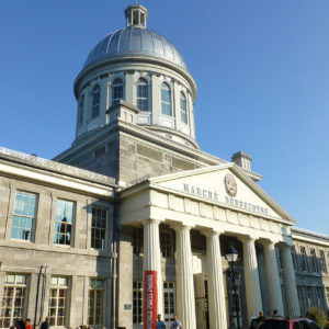 Le marché Bonsecours a été inauguré en janvier 1847