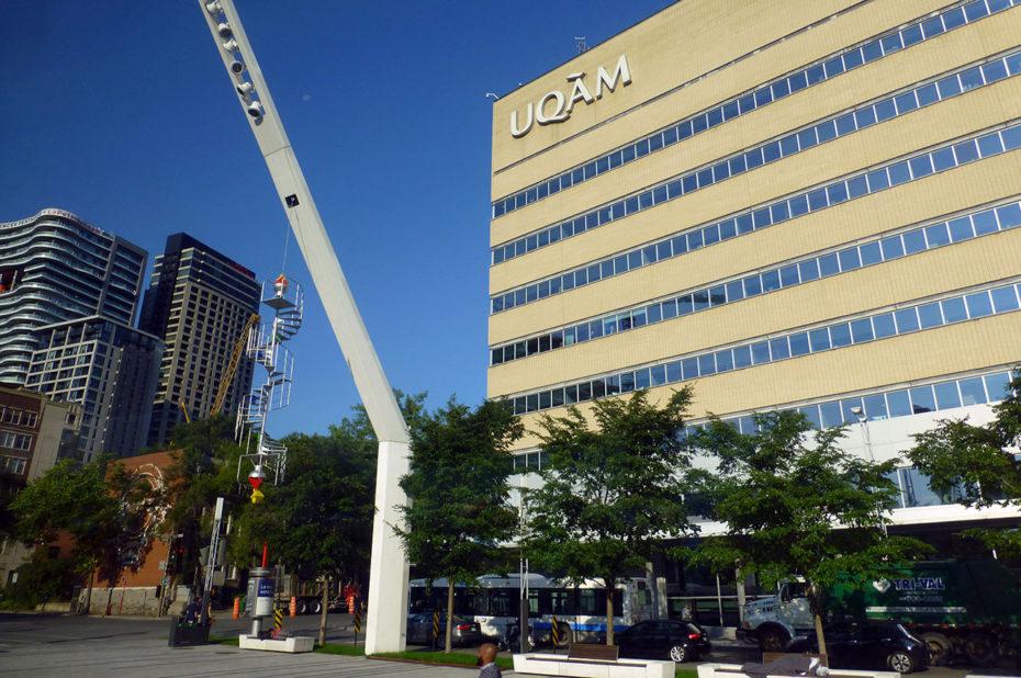 L'UQAM, l'Université du Québec à Montréal