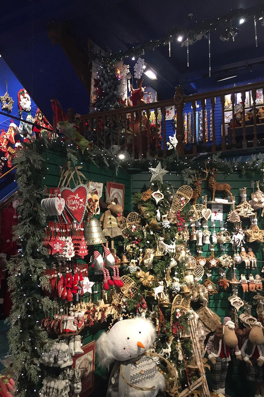 L'esprit de Noël en toute saison