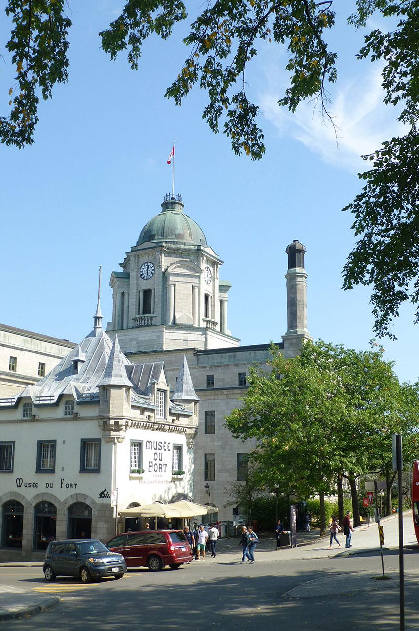 Le Musée du Fort présente l'histoire militaire de la ville de Québec