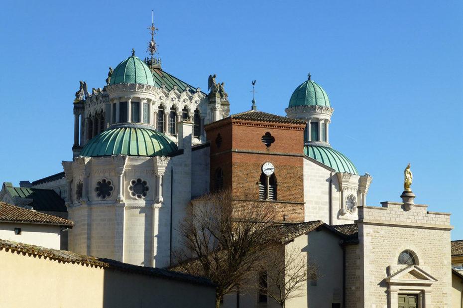 Basilique Saint-Sixte d'Ars-sur-Formans