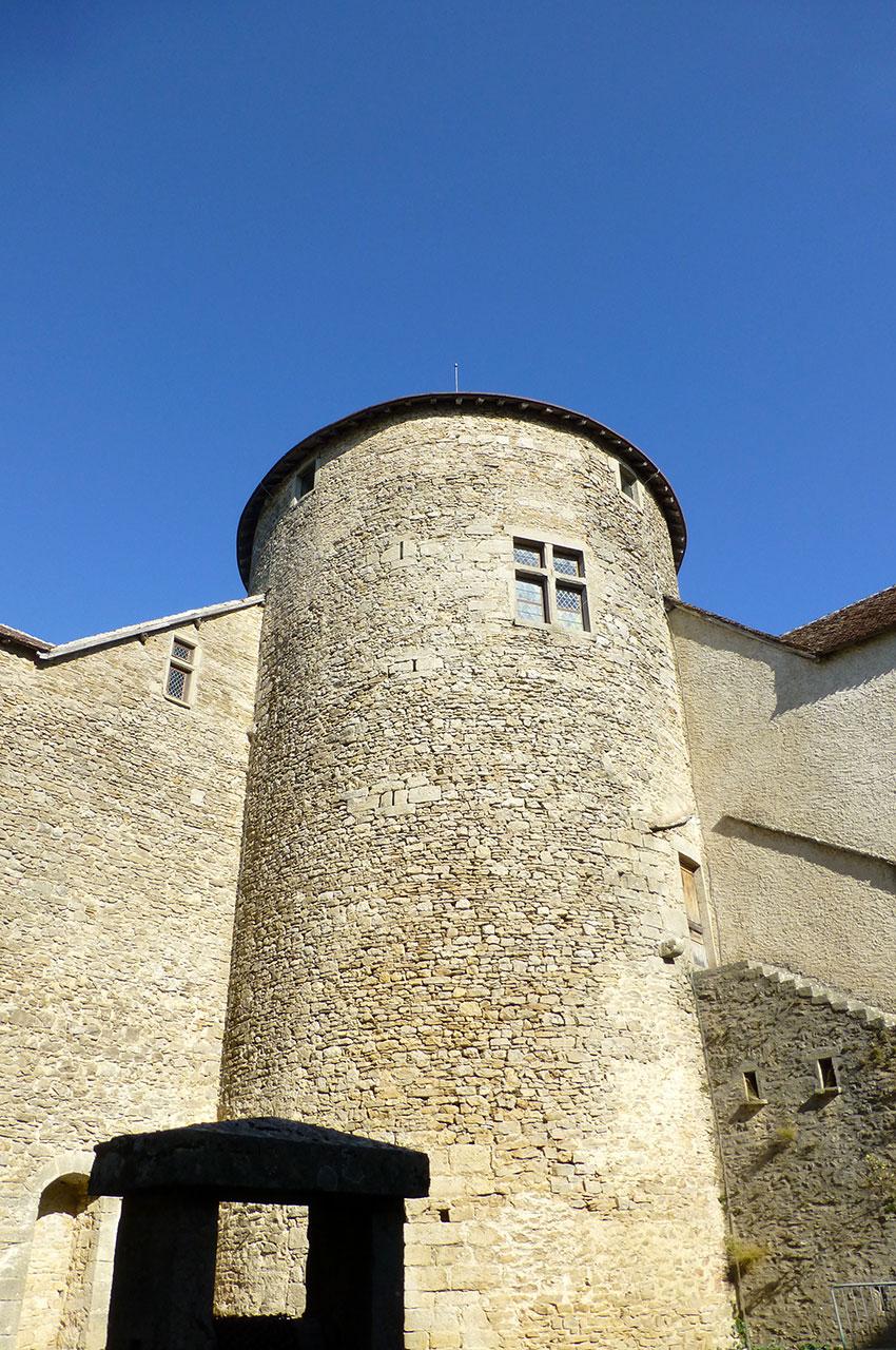 Le château a été classé Monument Historique en 1960