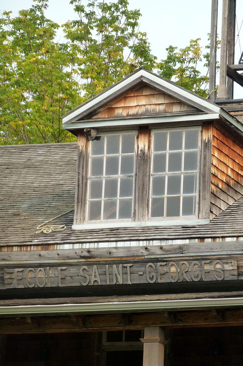 L'école Saint-Georges était tenue par des religieuses