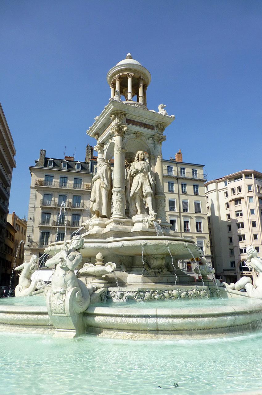 Statue de Gérard Aufran, graveur