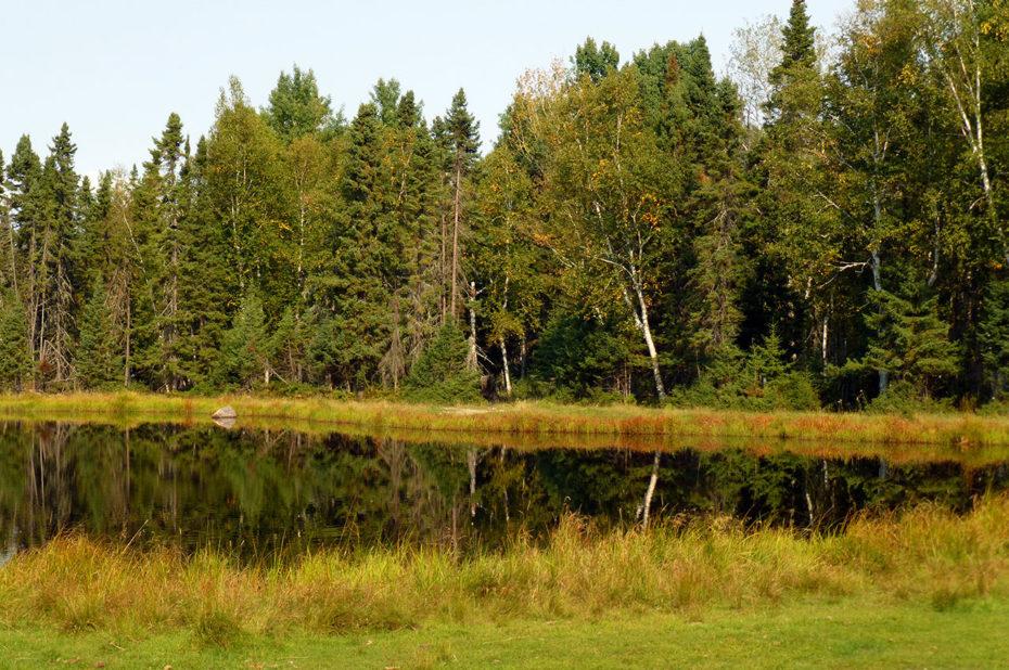 Paysage de la région Saguenay-Lac-Saint-Jean